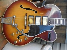 1960 ORIG GIBSON ES-5 SWITCHMASTER Vintage #Gibson