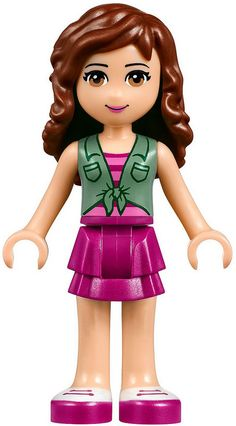 LEGO Friends 41121 - Adventure Camp Rafting | da www.giocovisione.com #lego #legofriends #legofriends2016