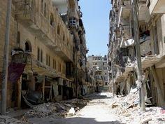 La población de Alepo trata de sobrevivir sin apenas ayuda bajo las bombas | MSF - Médicos Sin Fronteras