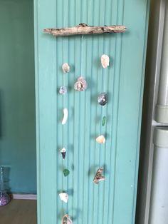 İstiridye Deniz kabukları taşı ile dekorasyon