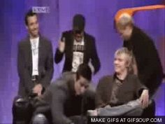 backstreet boys gif | backstreet boys funny