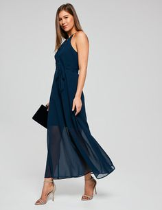 Whether it's midi or maxi length you're after, Dotti has the dress for you. From trending colours to pretty prints, shop midi & maxi dresses online now. Grad Dresses, Indigo, High Low, Neckline, Metal, Clothes, Style, Fashion, Outfits