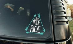 Check out this item in my Etsy shop https://www.etsy.com/listing/276682828/raising-my-tribe-decal-car-decal-tribe
