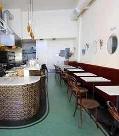 wear this there: 20th century cafe / sfgirlbybay