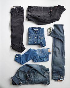 Levi's Knit Denim Collection