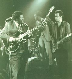 Ronnie Earl with BB King