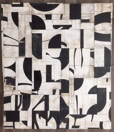 Modern Art, Contemporary Art, White Art, Textures Patterns, Wood Art, New Art, Art Inspo, Les Oeuvres, Painting & Drawing