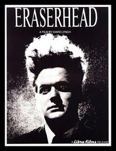 David Lynch presents ; written, produced, and directed by David Lynch. Cult Movies, Scary Movies, Horror Movies, Good Movies, Bizarre Movie, Iconic Movie Posters, Cinema Posters, Iconic Movies, David Lynch Eraserhead