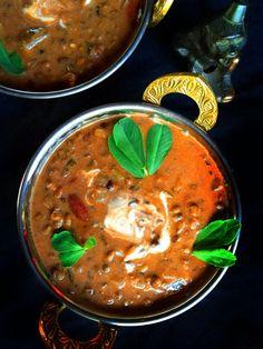 Vegan Creamy Dal Makhani Punjabi-Style (Black Gram/Urad Dal & Rajma) – for the Slow Cooker Slow Cooker Recipes, Crockpot Recipes, Cooking Recipes, Cooking Ideas, Vegan Vegetarian, Vegetarian Recipes, Healthy Recipes, Paleo, Vegan Meals