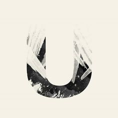 U.  #36daysoftype #36days_u #36daysoftype03 @36daysoftype  #typography #typographic #type #typographyinspired #inspiration #photoshop #design #graphicdesign #artistic #adobe #graphic #lettering #letter #alphabet #u #letters #creative #create #designer #art