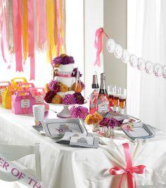 Wedding Cake Party Supplies