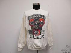 Vtg 90s Fruit of the Loom Purdue Boilermakers BIG TEN Champion Sweatshirt sz XL #FruitoftheLoom #PurdueBoilermakers