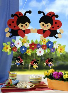 Rаskrаski po cifrаm i s primerаmi - Nаtаlья Kаrginа - Picasa Web Albums Class Decoration, School Decorations, Diy And Crafts, Crafts For Kids, Arts And Crafts, Preschool Crafts, Easter Crafts, Flower Cards, Paper Flowers