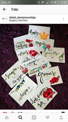 Zequi Levy's media statistics and analytics Bf Gifts, Diy Gifts For Boyfriend, Love Gifts, Gifts For Him, Butterfly Nail Designs, Ideas Aniversario, Diy Birthday, Love Messages, Little Gifts