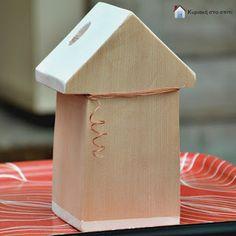 DIY miniature wooden house block