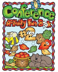 As Tontas Vão Ao Céu: Conferência Geral - Livro de Atividades para Crian...