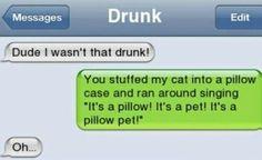 So hilarious