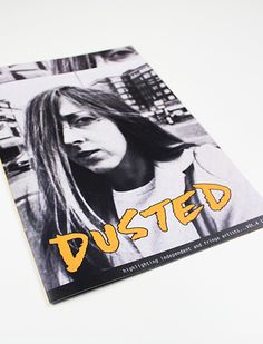 Magazine Design by Odd 0 Design. Dusted Magazine in Print. Magazine Design, Graphic Design, Visual Communication