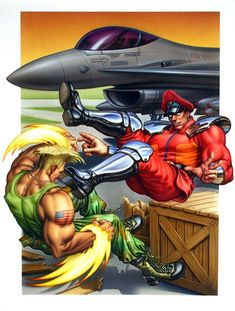 This is game play of Street Fighter II': Special Champion Edition for the Sega Genesis Warning! Cheats were used in this game play! Vintage Video Games, Classic Video Games, Retro Video Games, Vintage Games, Video Game Art, Cosplay Games, Sega Genesis Games, Retro Poster, Retro Videos