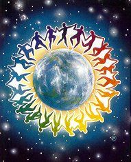 Image result for we are the world osho tarot