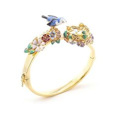 V&A Hedgerow Bangle by Bill Skinner : All