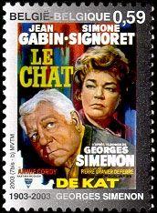 Georges Simenon: http://d-b-z.de/web/2013/02/13/briefmarken-georges-simenon/
