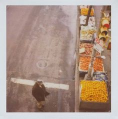 Jem Cohen's New York Photographs - The New York Times Fruit Stands, Ny Times, Past, Painting, Polaroids, Solomon, Ghosts, Brooklyn, Photographs