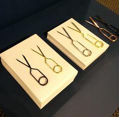 ciseaux par Lex Pott - collection Spring Scissors pour Nomess Copenhagen
