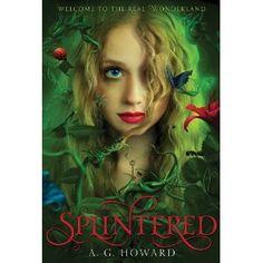 Splintered, by A.G. Howard Amulet, Jan. 2013  So pretty!!