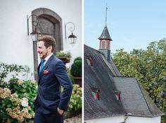 Gunther & Kathrin - emotionale Hochzeitsfotografie #lucky #happy #moment #wedding #groom #visaviephotographie