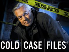 Cold Case Files ~ Narrated by Bill Kurtis One of my favorite shows and one of my favorite guys :) Great Tv Shows, Old Tv Shows, Movies And Tv Shows, Forensic Files, Color Television, Investigation Discovery, True Crime Books, Cold Case, Tv Times