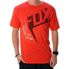 Fox Racing Men's Outcome Short Sleeve Tee
