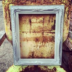 Love how white glaze softens the color while highlighting the details too. #paintedfurniture #glazed #details #shabbychic #vintage by vintage8decor