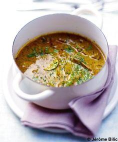 Curry de bœuf pour 6 personnes - Recettes Elle à Table - Elle à Table