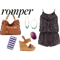 """""""Romper Style"""" by rootsandrenovations on Polyvore"""