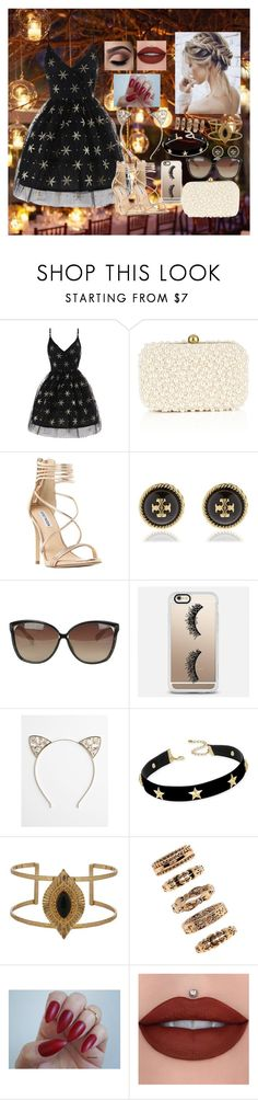"""Are you ready for it"" by marine081698 ❤ liked on Polyvore featuring From St Xavier, Steve Madden, Tory Burch, Linda Farrow, Casetify, Full Tilt, INC International Concepts and Forever 21"