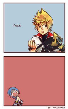 comic by VhazzRhossze Kingdom Hearts 3, Kh 3, Vanitas, Fire Emblem, Fan Art, Comics, Final Fantasy, Nier Automata, Bloodborne