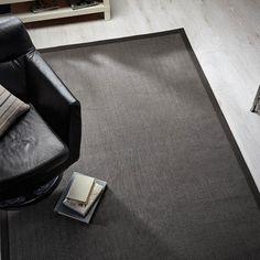 200 x 290 £175 Herringbone jute rugs in grey buy online from the rug seller uk