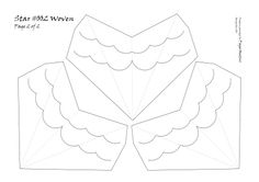 star 002 woven pattern 2
