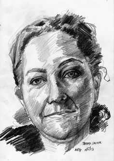 Tammy Salter for JKPP | Pencil and graphite on canson Journal Ideas, Graphite, Book Art, Pencil, Sketches, Portraits, Drawings, Shop, Inspiration