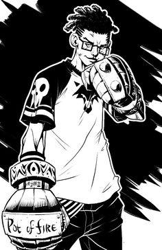 Kilik Rung by Ray-Anthony Height