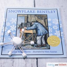 Snowflake Bentley Winter Read Aloud STEM Activity — Carly and Adam Science Classroom, Teaching Science, Kindergarten Classroom, Classroom Ideas, Teaching Ideas, Stem Teaching, Future Classroom, Learning Resources, Teacher Resources