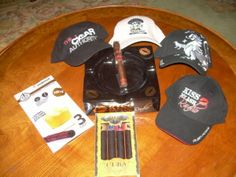 I'm sure you're all tired of cigar giveaways by now, but Jack Toraño at Roberto P. Duran Cigars wanted to get in on the 12SDoCG, but I was full up! Also, I had some extra goodies around that I want...