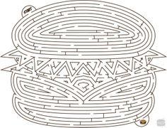 maze | Burger #80 – Maze | Everything Burger