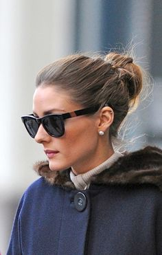 More often than not, I like to pretend I am Olivia Palermo, German boyfriend and all