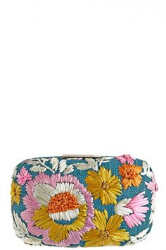 I love this.  I wish it was in my budget this summer because I am obsessed.  I just need too much other stuff this year. Boo. Woven Garden Clutch from Calypso St.Barth