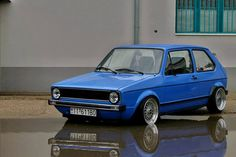 Scirocco Volkswagen, Volkswagen Golf Mk1, Vw Mk1, Mk1 Caddy, Golf Mk3, Hatchbacks, Mk 1, Pedal Car, Water Cooling