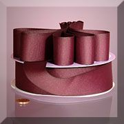 "Solid Color Grosgrain Ribbons - 46-1125-??1 1/2""50 YDS$6.34"