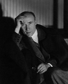 André Gide, Photo by Berenice Abbott. André Paul Guillaume Gide was a French author and winner of the Nobel Prize in literature in 1947 Berenice Abbott, Man Ray, Black And White Portraits, Black And White Photography, Marcel Duchamp, Antoine Bourdelle, Social Realism, Nobel Prize In Literature, Writers And Poets