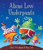 Aliens Love Underpants